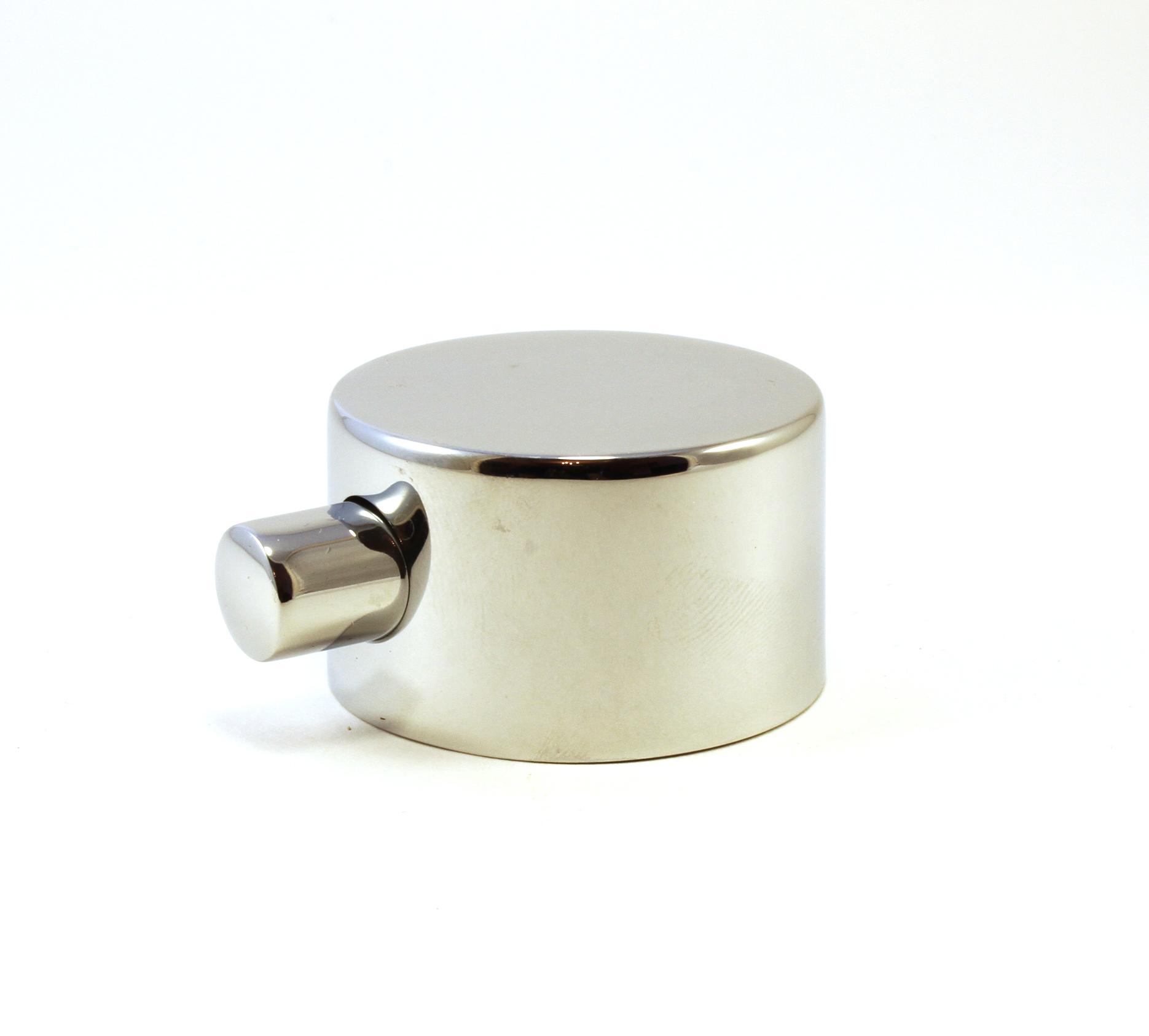 Пластиковая ручка переключения режимов смесителя душевой кабины