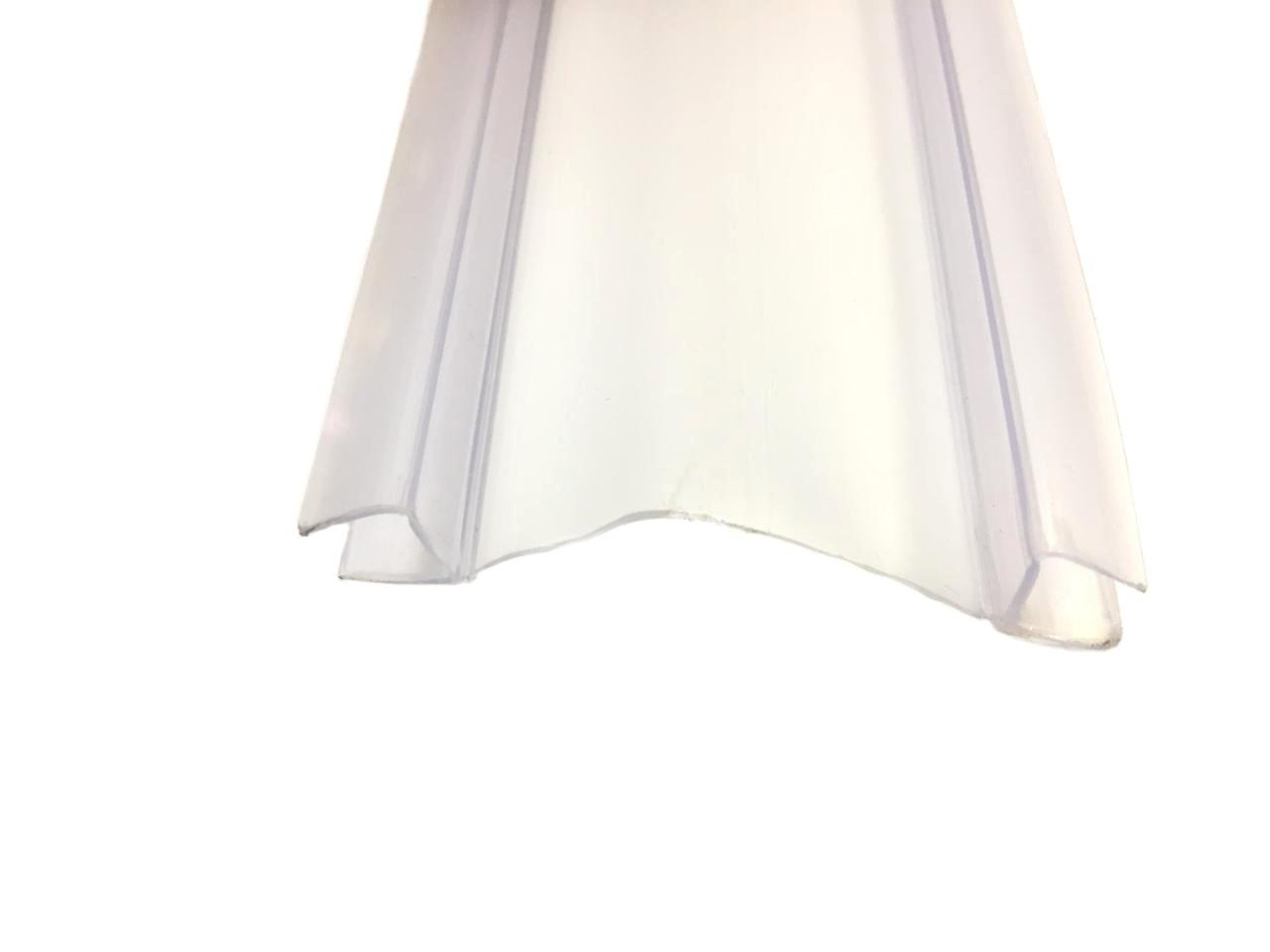 Уплотнительная планка двери и неподвижного стекла Huppe