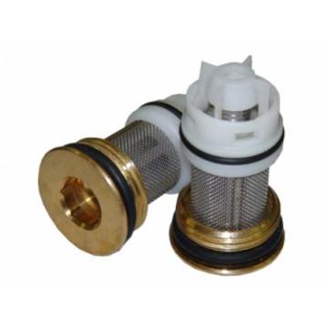 Блок грязевых фильтров с обратными клапанами для смесителя душевой кабины Ido Showerama 6-5, 7-5, 8-5, 9-5
