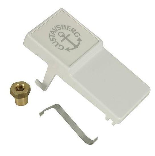 Кнопка слива для унитаза Gustavsberg Nordic 390 1929900278