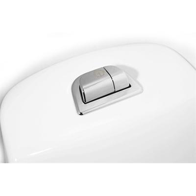 Однорежимная кнопка слива (хром) унитаза Gustavsberg Nautic 19299P0111