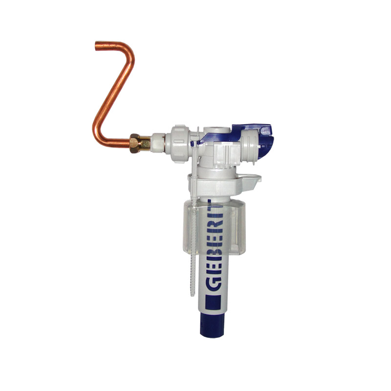 Боковой впускной клапан 3/8 смывного бачка инсталляции Geberit