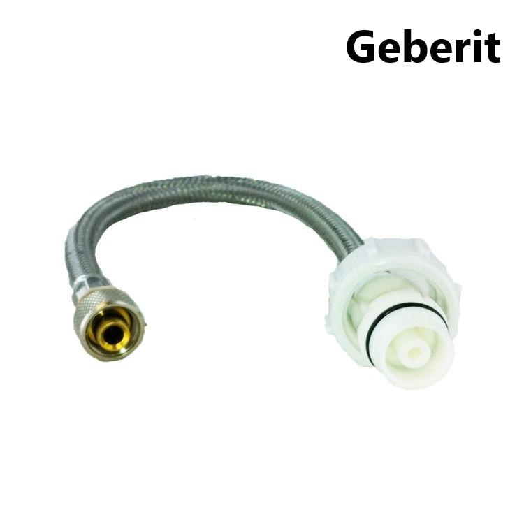 Гибкая подводка для наливного механизма бачка инсталляции унитаза GEBERIT