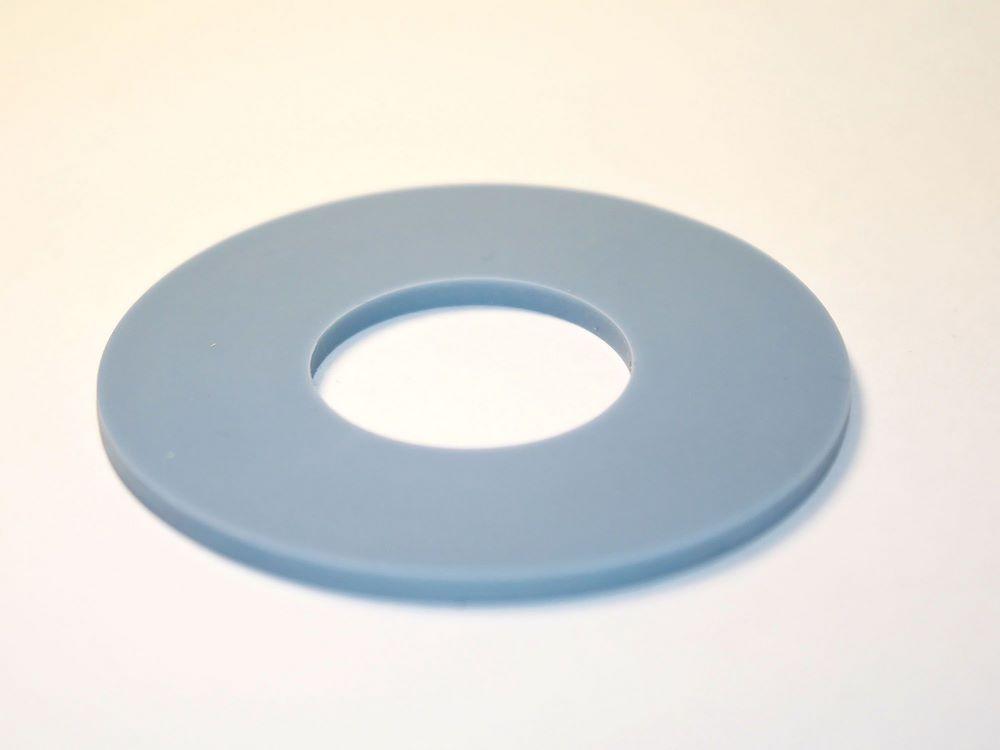 Запорное кольцо силиконовое сливного механизма Oliveira 540105