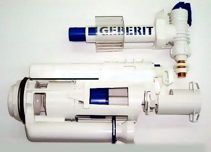 Оригинальный комплект механизмов унитаза Laufen