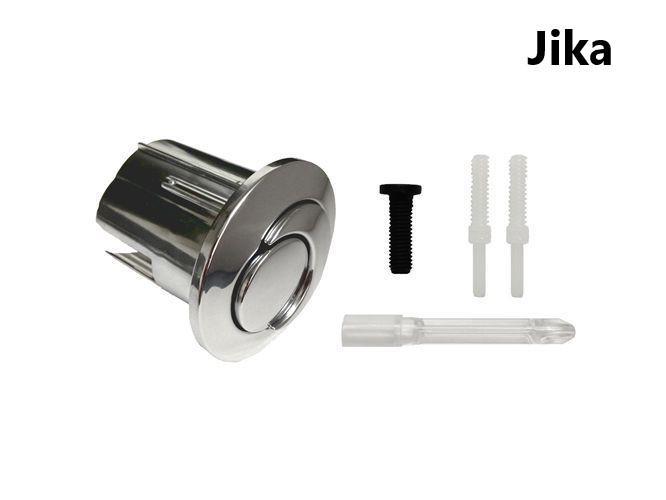 Кнопка короткая двухрежимная для унитазов Jika (Джика)