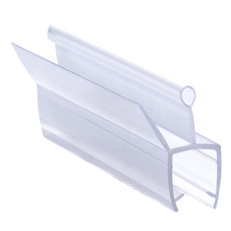 Уплотнитель для душевой кабины для стекла 6 мм