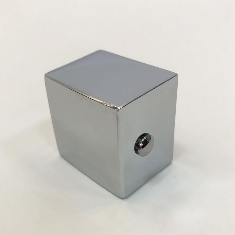 Металлическая ручка переключения режимов воды смесителя душевой кабины под шлиц