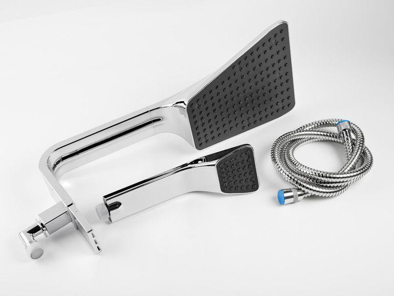 Лейки ручного и верхнего душа для кабины IDO Showerama 8-5 Z0705530001