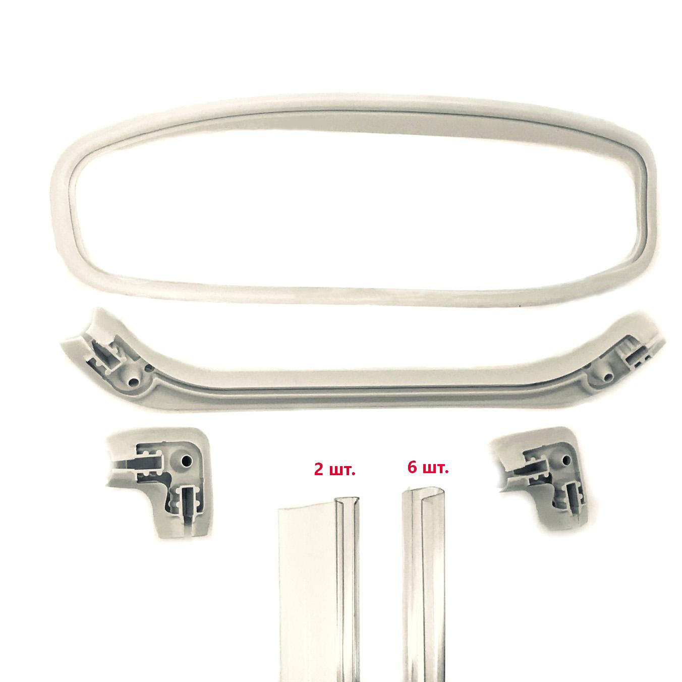 Оригинальный комплект уплотнителей для душевой кабины Ido Showerama 6-5 и 6-3