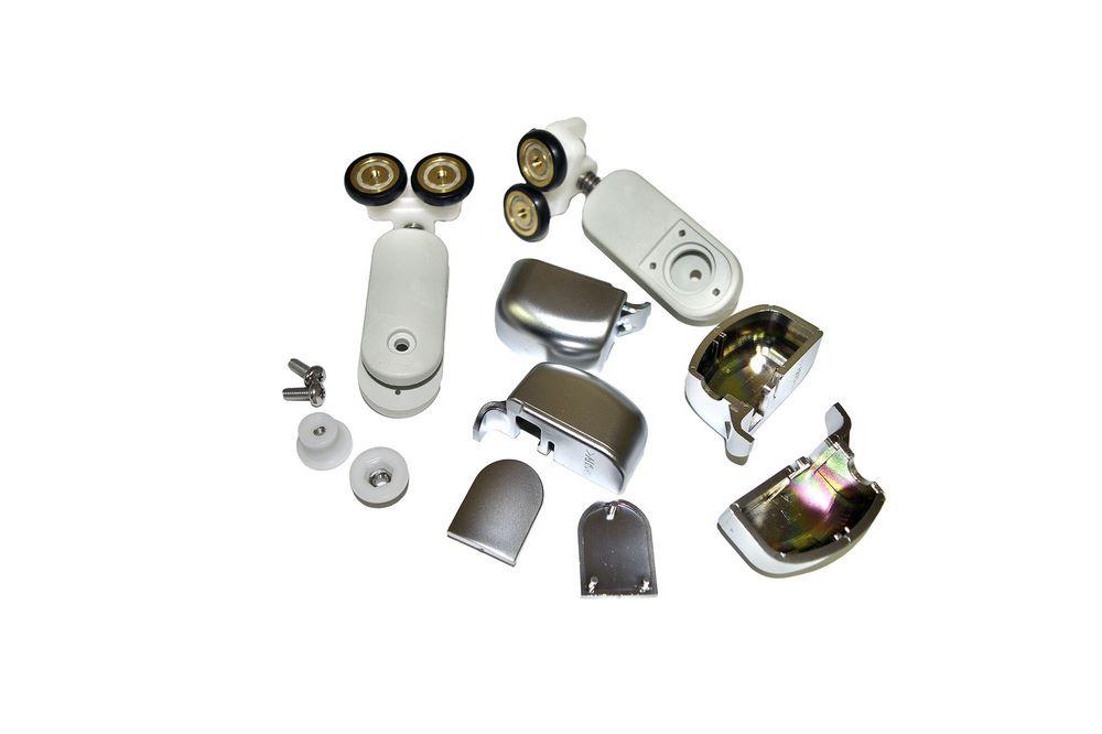 Комплект роликовых узлов душевой кабины Ido Showerama 7-2, 7-3, 7-5, 9-5