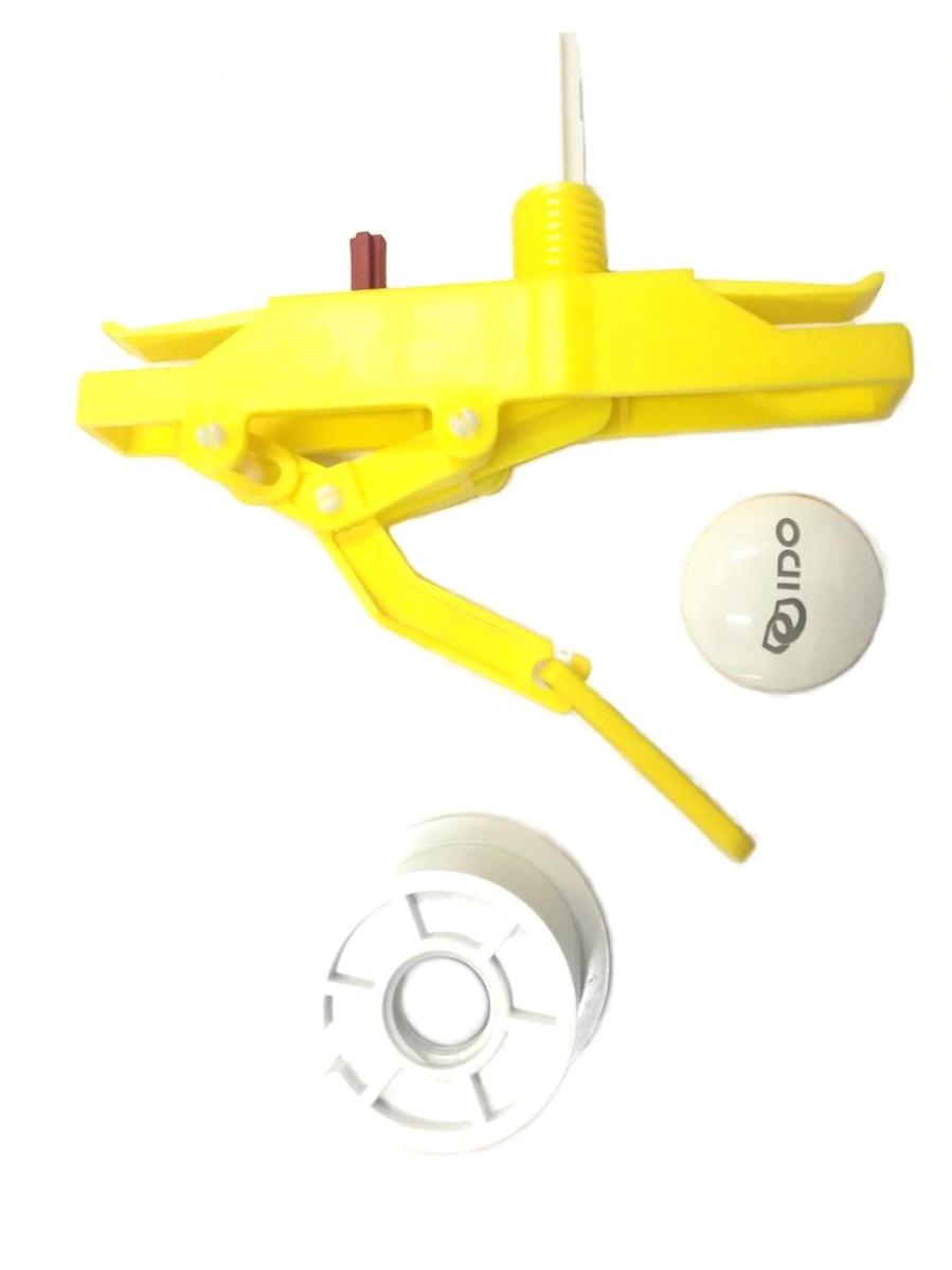 Комплект кнопки слива унитаза Ido Trevi с нажимным механизмом IDO Trevi