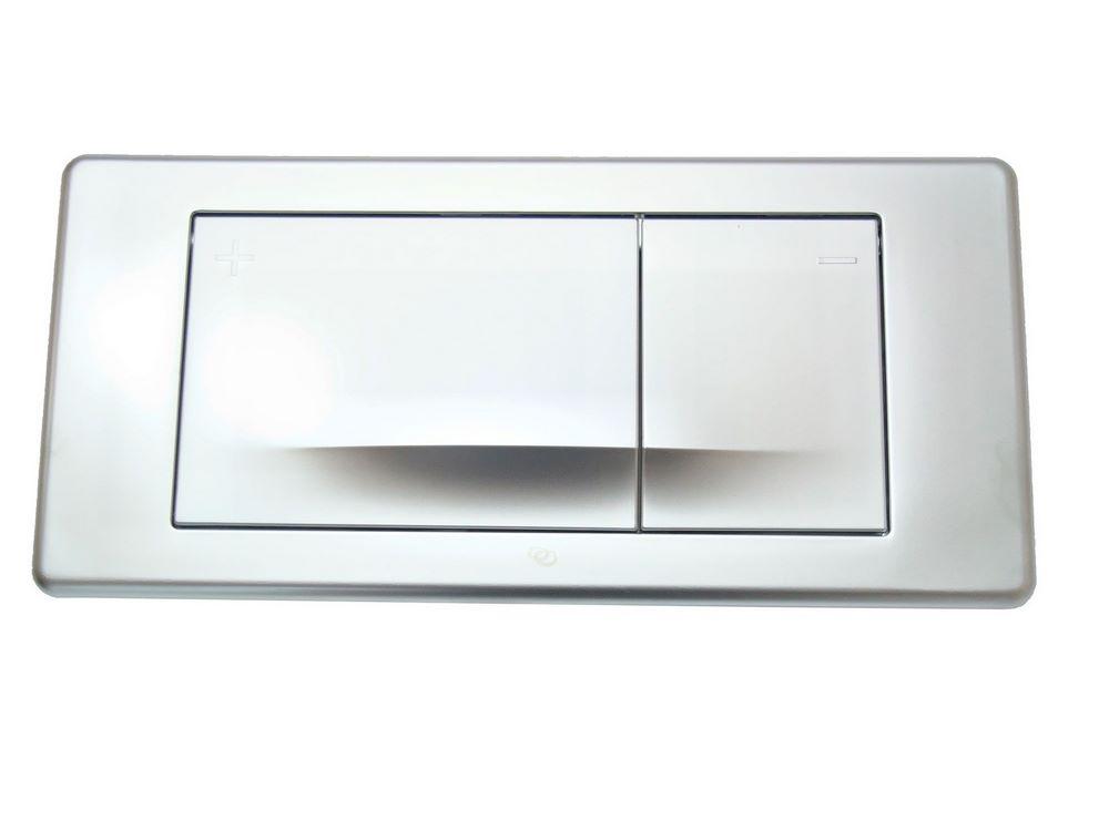 Двухрежимная клавиша смыва для инсталляции Ido с толкателями