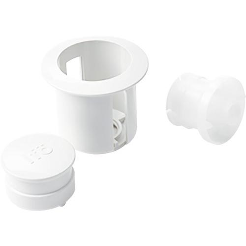 Кнопка слива (однорежимная   белая) для унитазов IFO (ИФО)